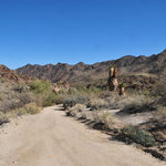 Corn springs campground blm