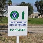 Lake tamarisk desert resort