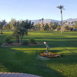 Outdoor resort palm springs