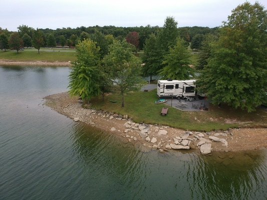 Battle Run Campground Reviews