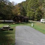 Mash fork campground camp creek sp