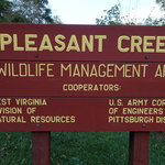 Pleasant creek wma