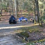 Seven mile campground wv