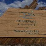 Stonewall jackson lake state park