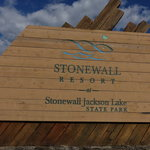 Stonewall resort state park