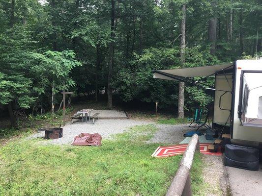 Stuart campground