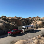 Jumbo rocks campground