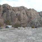 Box canyon mecca hills