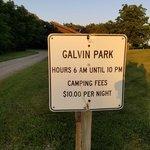 Galvin memorial park