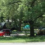 Sugar bottom campground