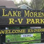 Lake morena rv park