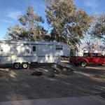 Boulder beach campground