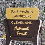 Burnt rancheria campground