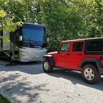 Coon creek campground