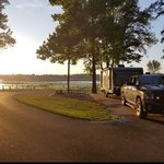 Fishermans corner campground