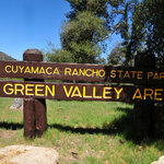 Green valley campground cuyamaca rancho