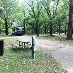 Lake murphysboro state park