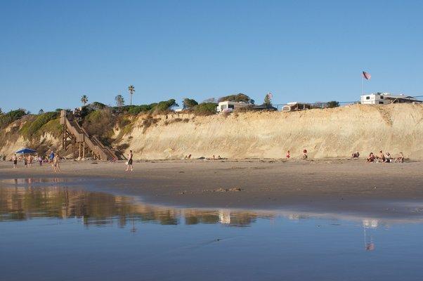 San elijo state beach