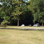 Turkey bayou campground