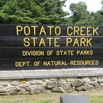 Potato creek state park