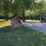 Baxter springs riverside park