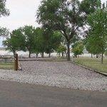 Bluffton campground cedar bluff state park
