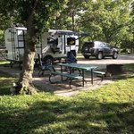 Rocky cove campground