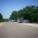 Lake shawnee county campground