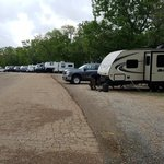 Lake shawnee county campground
