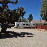 Desert sky motel rv park