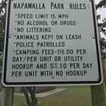 Napawalla park