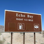 Lake mead rv village echo bay