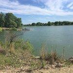 Sheridan state fishing lake