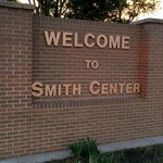 Smith center roadside area