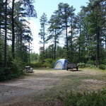 Andrus lake campground