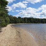 Andrus lake campground