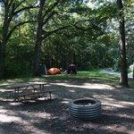 Appleton lake campground