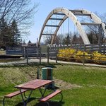 City au gres riverfront campground
