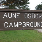 Aune osborn campground