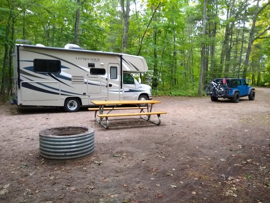 Barnes County Park Campground Reviews updated 2019