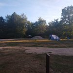 Bay furnace campground