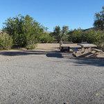 Echo bay upper campground