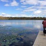 Benton lake