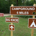 Big knob campground