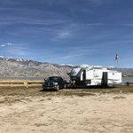 Diaz lake campground