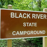 Black river campground