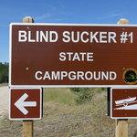 Blind sucker 1 campground