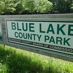 Blue lake county park