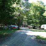 Buttersville park campground