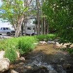 Independance creek campground